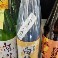 1.8Lのみ  奥能登の白菊  「八反錦」 特別純米酒  火入れ