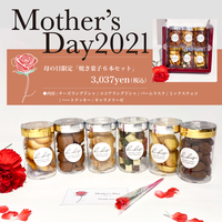 【母の日ギフト】焼き菓子6本セット