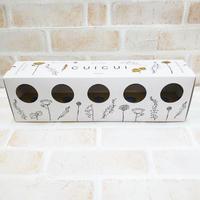 【化粧箱】CUI CUI / レアチーズ5個用BOX