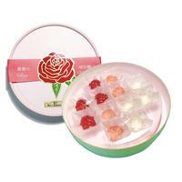 薔薇の琥珀糖(ばらのこはくとう)