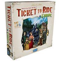 チケット・トゥ・ライド:ヨーロッパ15周年記念版