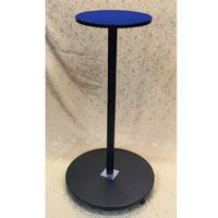 ニューエムズテーブル(サークル)青(直径約27.5cm)