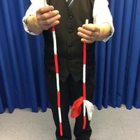 紅白きらめきロープ