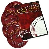 DVD コンプリートカードマジック4巻セット