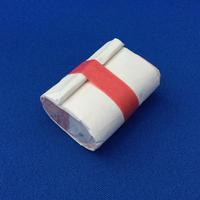 投げテープ(紅白)6m-2r