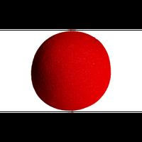 高密度スポンジボール(3インチ/75mm)