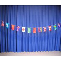 万国旗(小)13×9cm