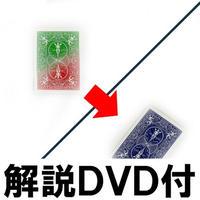 カラービジョンカード(解説DVD付)