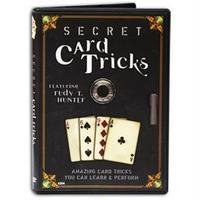 DVD シークレットカードトリックス