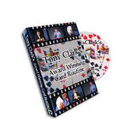 DVD アワード・ウィニング・カード・ルティーン