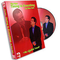 DVD トニークラーク タイミング・イズ・エブリシング