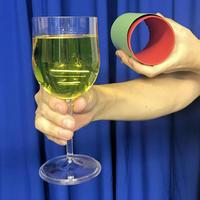 幻のワイングラス