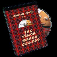 DVD Senor Mardo Egg Bagg