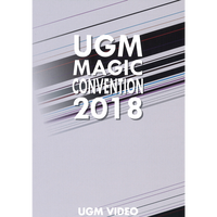 DVD UGMマジックコンベンション2018ハイライト