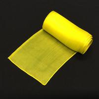 のべシルク(黄)約10cm×4.6m
