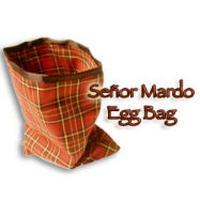 Senor Mardo Egg Bag byMartin Lewis