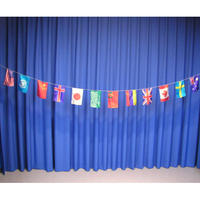 万国旗(ミニ)8×6cm