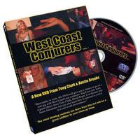 DVD ウエストコースト コンジュラーズ Vol.1