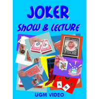 DVD ジョーカー ショー&レクチャー