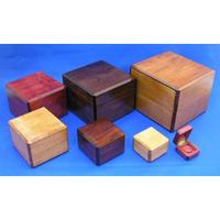 木製セブンネストボックス