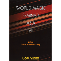 DVD 第7回ワールドマジックセミナーASIAハイライト