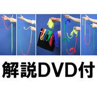 スーパー4色ロープルティーン(解説DVD付)