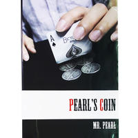 DVD Pearl's Coin (パールズコイン) byMr.Pearl