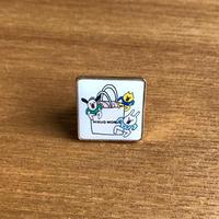 [u_027] ピンバッジ 【ウーネーイー】
