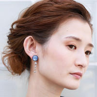 NEW FLASH SILVER Earring フラッシュイヤリング