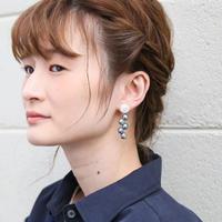 SHIGUSA Earring BLACK