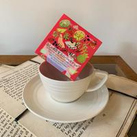 【おしゃれな果実のバースディー】 宇治紅茶館がセレクトした David tea collection