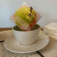 🌱【洋なしのおいしい紅茶】宇治紅茶館がセレクトした David tea collection