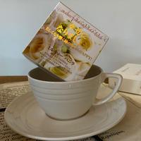 🌱【ミルキィーバニラ】宇治紅茶館がセレクトした David tea collection