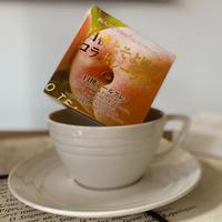 🌱David tea collection【白桃アールグレイ】宇治紅茶館セレク