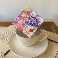【さわやか杏仁】 宇治紅茶館がセレクトした David tea collection