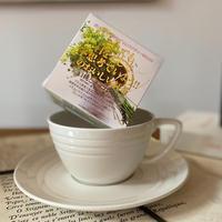 【白桃とチョコレート】宇治紅茶館がセレクトしたDavid tea collection