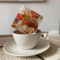 🌱【アールグレイショコラ】宇治紅茶館がセレクトした David tea collection