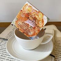 【オランジェパリ】宇治紅茶館がセレクトした David tea collection