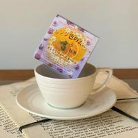 🌱NEW  David tea collection【オレンジティースカッシュ】 宇治紅茶館セレクト