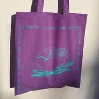 MORNING UKABU bag_PURPLE [limited for TAIPEI]