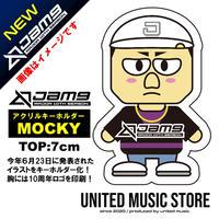 【GOODS】Jam9デビュー10周年記念キーホルダー(MOCKY)
