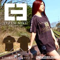 【GOODS】CLEEM MIKU オフィシャルウェア(ブリックデザイン)