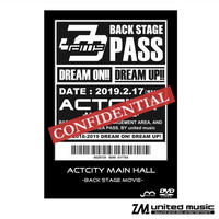 【DVD】ACTCITY MAIN HALL -BACK STAGE MOVIE-