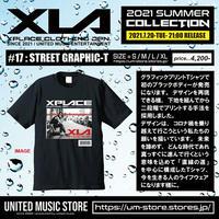 【XLA】STREET GRAPHIC-T