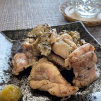 鶏モモ炭火焼