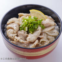 塩豚カルビ(丼の具)