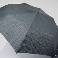 FA1507 totes トーツ 自動開閉式紳士折りたたみ傘 USED極美品 トーツ クラス最大級 68cm オートオープンクローズ 中古 ブランド