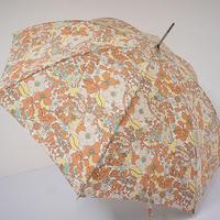 A9999 LITTLE NOAH リトルノア 傘 USED超美品 フラワー アート サイケデリック UV 57cm 中古 ブランド