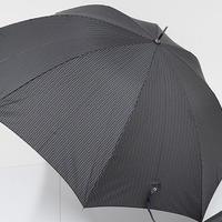S0422 Kent IN TRADITION ケント 紳士傘 USED極美品 ストライプ 65cm 中古 ブランド