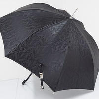 S9784 YSL イヴサンローラン 高級婦人傘 USED超美品 ジオメトリックモノグラム 60cm 中古 ブランド